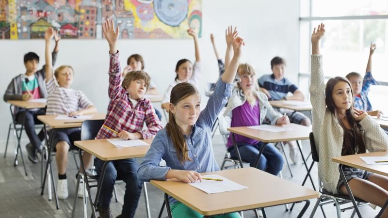 méthodes d'enseignement pour l'école primaire