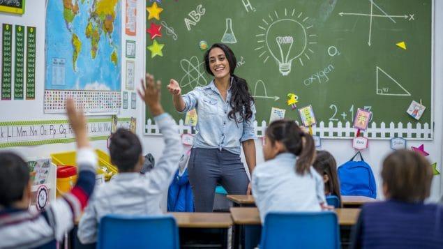 missions d'un enseignant